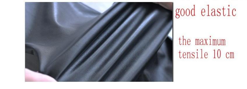 Jesen zima Ženska odjeća mršava PU kožna olovka tajice tanke faux - Ženska odjeća - Foto 4