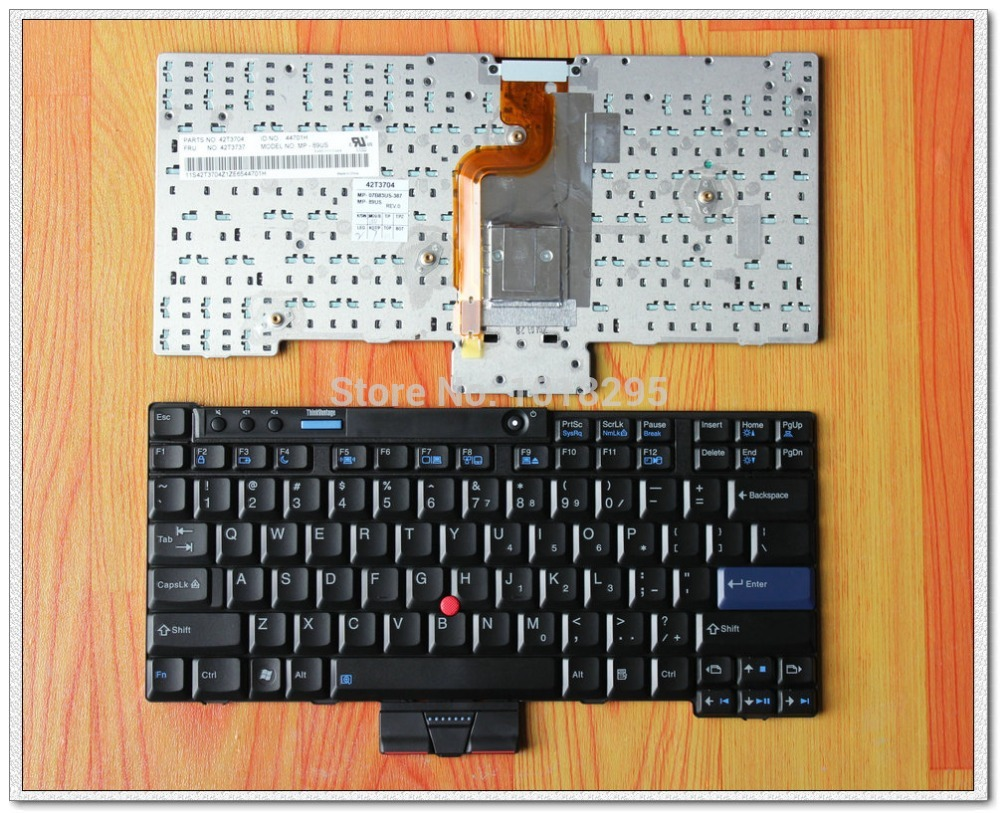 все цены на New For Lenovo ThinkPad X200 X200S X200T X201I X201S laptop keyboard