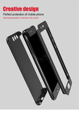 360 Full Protection Case For VIVO Y55 Y66 Y67 Y85 Cover Ultra Thin Matte Hybrid Plastic