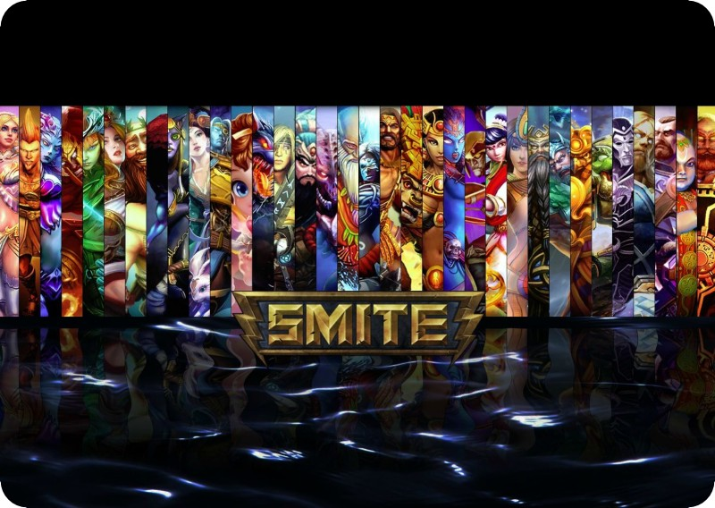 smite mouse pad Boy Gift gaming mousepad Personality gamer mouse mat pad game computer desk padmouse keyboard large play mats