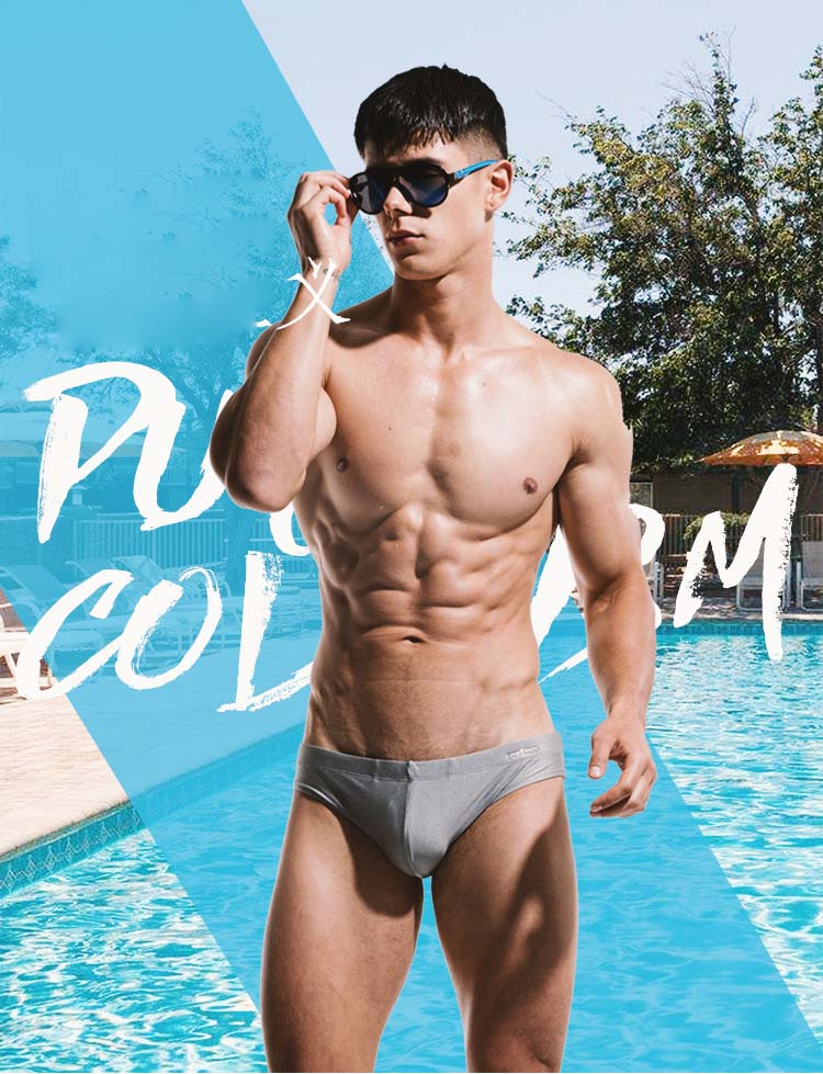 Topdudes.com - Men's Sexy Swimwear Bathing Suit for Summer Beach