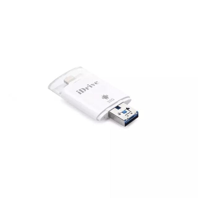 32 gb i-hd unidade flash memory stick leitor de cartão usb otg para iphone 5 5S 6 6 s plus para o samsung galaxy note 5 s5 s6 android pc