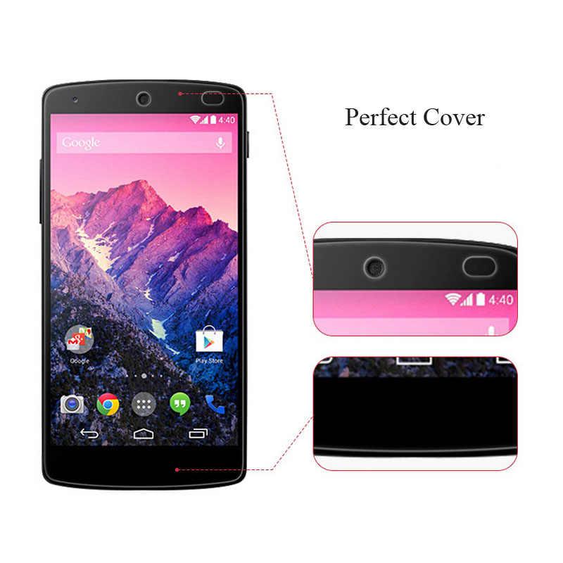 9 H szkło hartowane do LG G3 V10 L90 G3s Stylus G4C G2 Mini L80 Nexus 5 Flex 2 ekran ochraniacz HD 9 H pokrywa ochronna Film