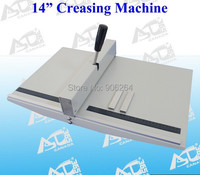 Brand New Heavy Duty All Metal Cordonatura Scoring Macchina 14In 360 MM Formato A3 Scorer Creaser