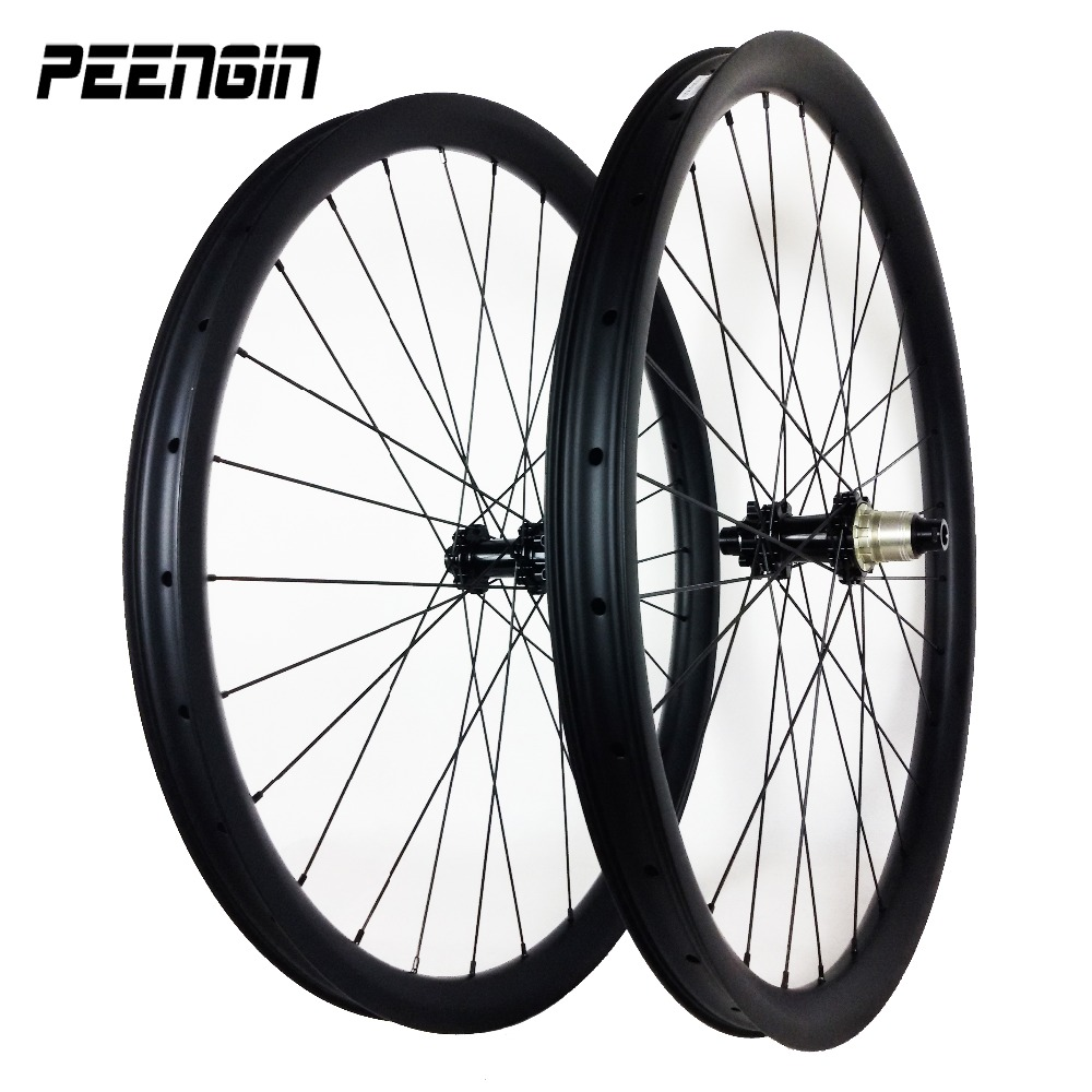 ruote mtb 27.5 Compatitive mountain bike XC wheel sets double walls MTB 40mm Width Clincher for crossride country best partner чиносы best mountain best mountain be534emkun71