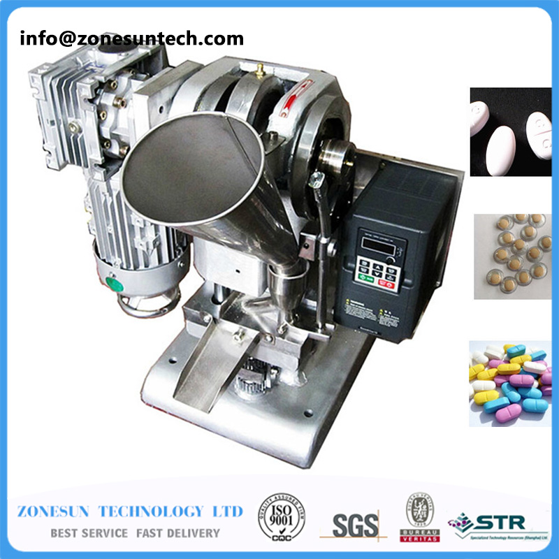 Single punch tablet press machine(40KG) / Speed adjustable/ TDP-2 tablet pressing mold die for tablet press machine female celestial stamp customized punch tablet press tool