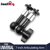 SmallRig Camera 7 Inch Articulating Arm EVF Mount Microphone Mount Universal 1 4 To 1 4