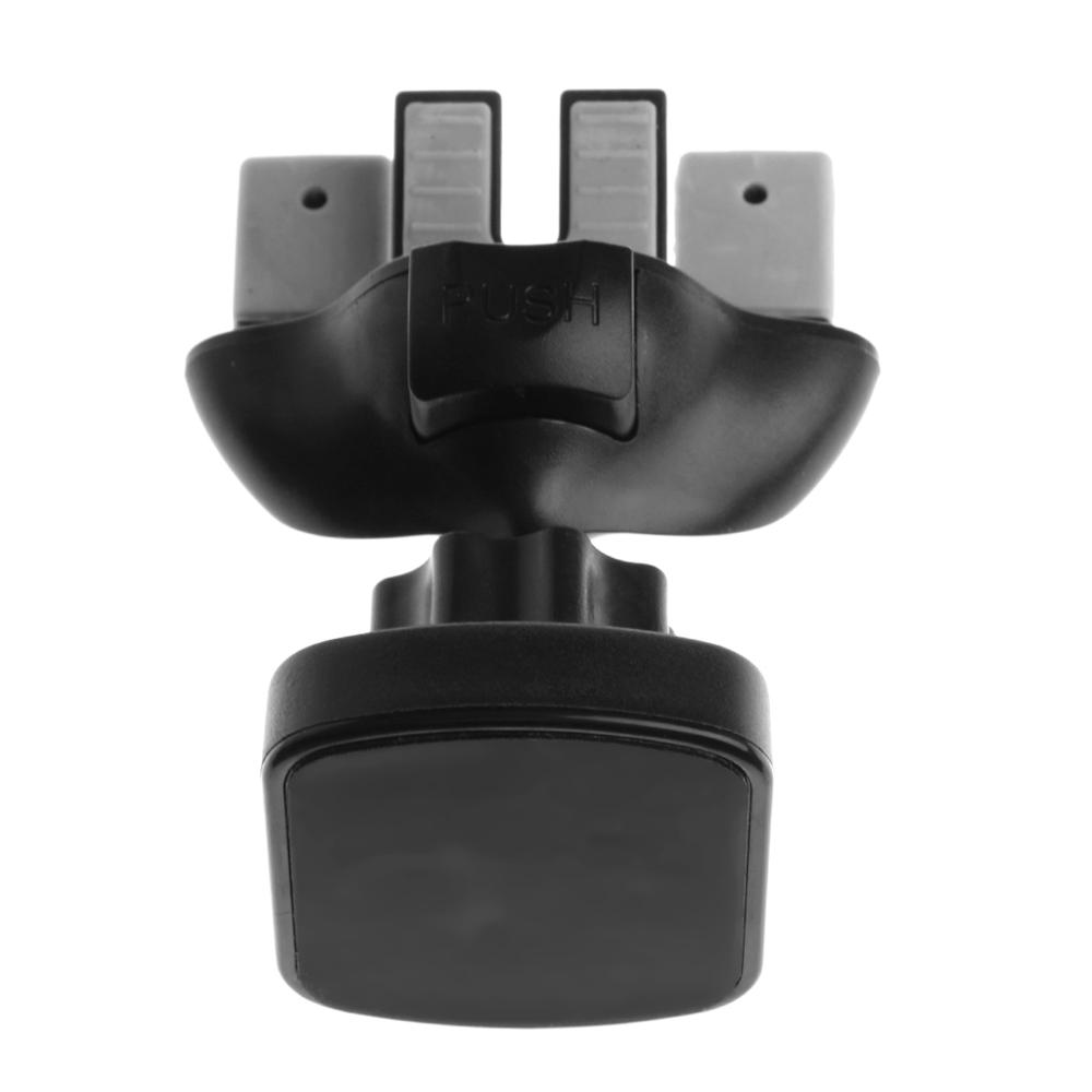 360º Magnetic Car CD Slot Air Outlet Mount Holder Cradle For IPhone Cell Phone GPS  Non-damage Installation