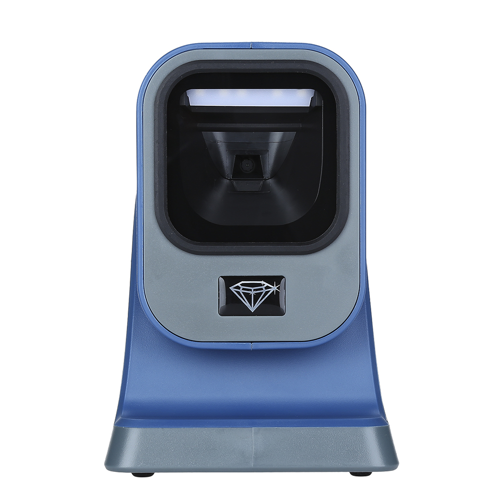 YK-6200 2D Platform Omnidirectional USB Wired CCD Image 2D Barcode Scanner Paper Screen Barcode Scanner 2D USB QR Code Reader freeshipping omni directional scanner 2d scanner ticketing qr code scanner usb barcode reader desktop 2d scanning platform