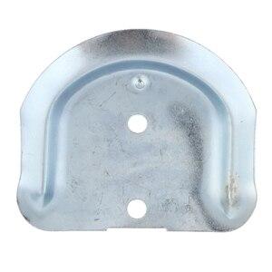 Image 4 - 1 個溶接上の D リングはアンカー高強度金属 D リングと溶接のためのクリップトレーラートラック RV の自動 & ATV など