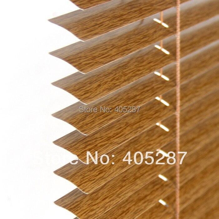mm persianas venecianas de aluminio para la ventana de cortina sistema de cadena de control