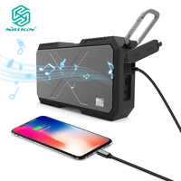 Nillkin Wireless Bluetooth Speaker Power bank Waterproof Box music Loudspeaker for iPhone Xiaomi Samsung Huawei