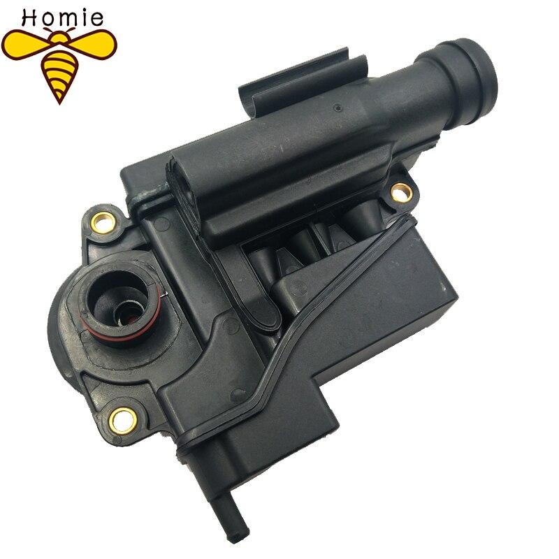 Homie New Oil Separator Trap Crankcase Breather Valve 079103464D For VW Touareg Audi Q7 S6 S8