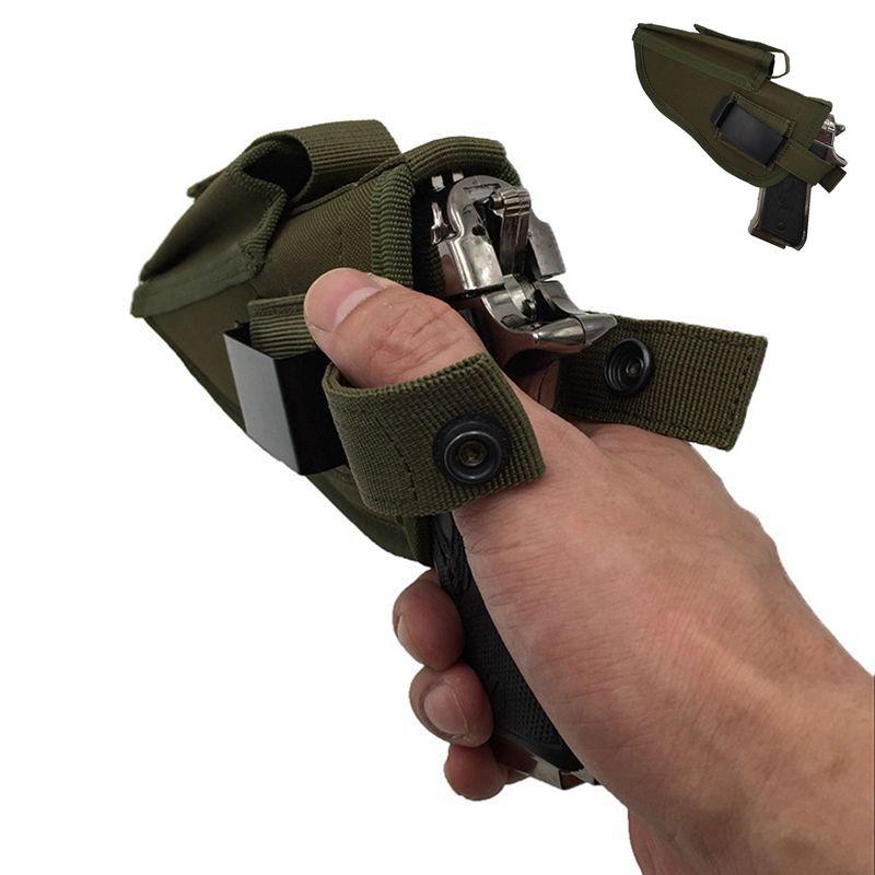 Gun Holster Concealed Gun Carry Universal Tactical Pistol Case For Glock 17 19 22 23 Sig Sauer P226 Beretta 92 M9 Colt 1911