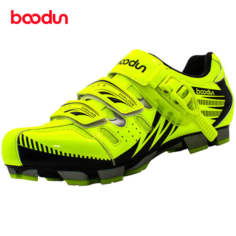 BOODUN Men Mountain Bike Shoes Vtt Cycling Sneakers Breathable Zapatillas Deportivas Hombre Self-Locking Zapatos Ciclismo 2017 running shoes men sneakers for men sport zapatillas deportivas hombre free run sneaker mens runners china wear resistant