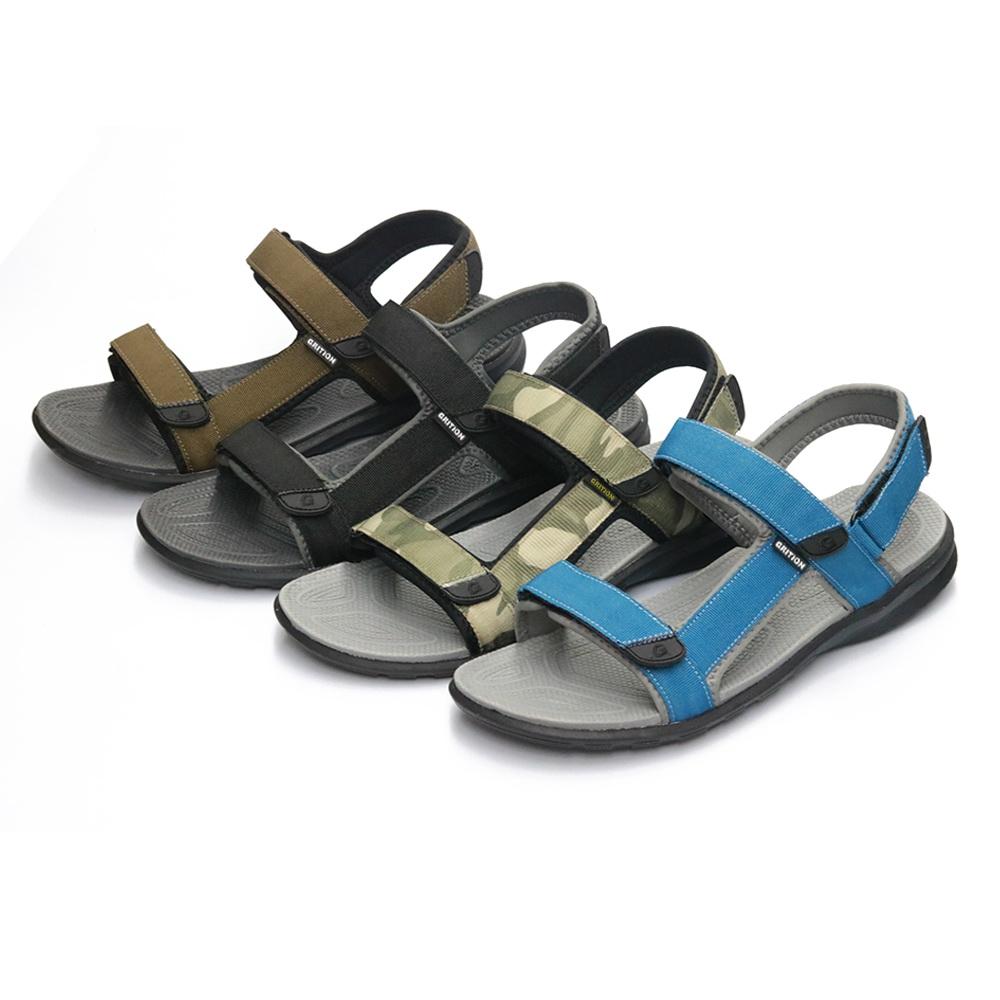 de8bb2ac6ff GRITION Outdoor Athletic Sandals Men Summer Shoes Casual Shoes ...