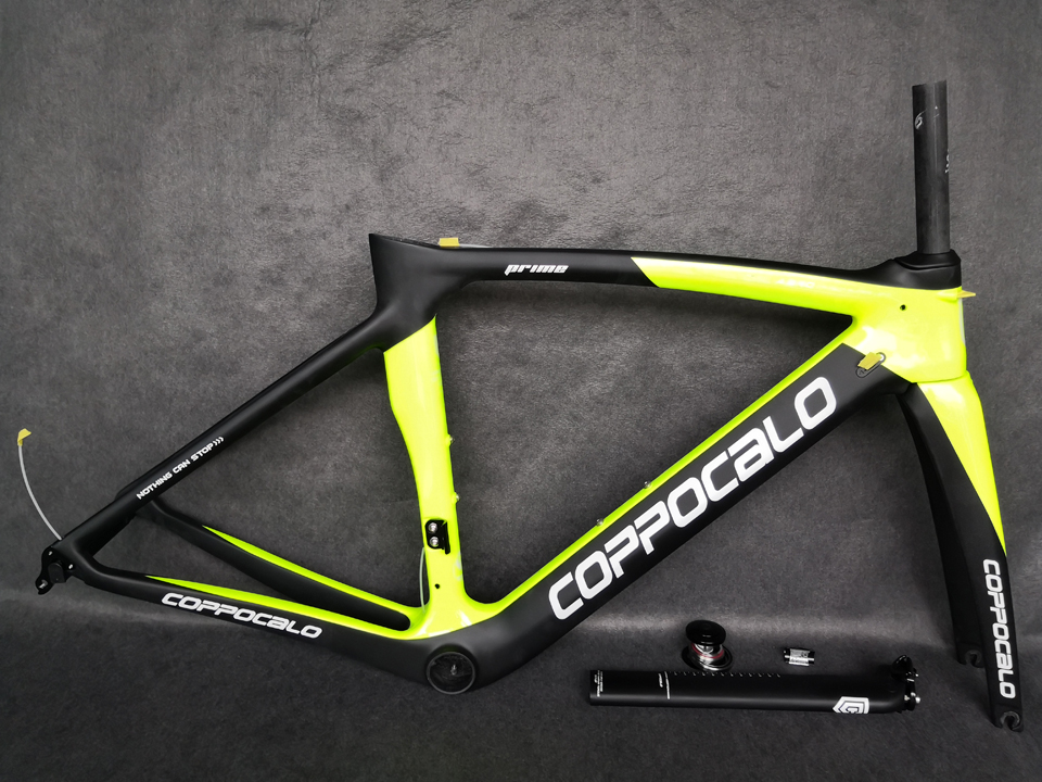 16 models full carbon fiber road bicycle frame Support Di2 electronic gear change Custom coating Multiple