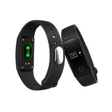 V05C Smart Band сердечного ритма Мониторы браслет Фитнес Flex Браслет для Android IOS PK xio Mi mi Группа 2 fitbits smart