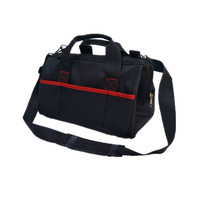 YOFE 12 Multifunction Tool Bags 600D Close Top Wide Mouth Electrician Bags Repair Tools Bag Small