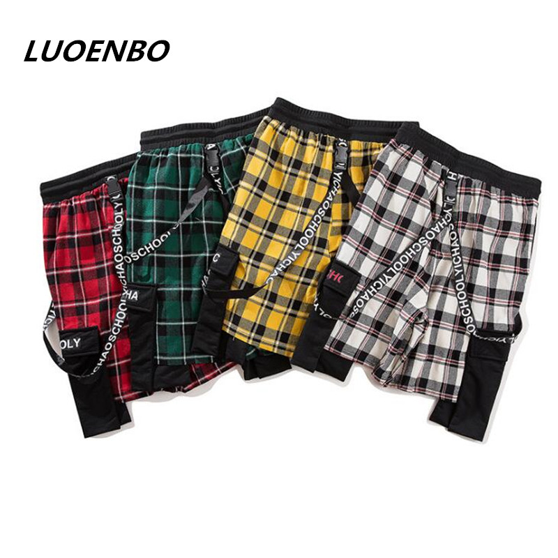 Shorts American Trousers Hip-Hop Street Men's Casual European And of Fitting Five-Pairs