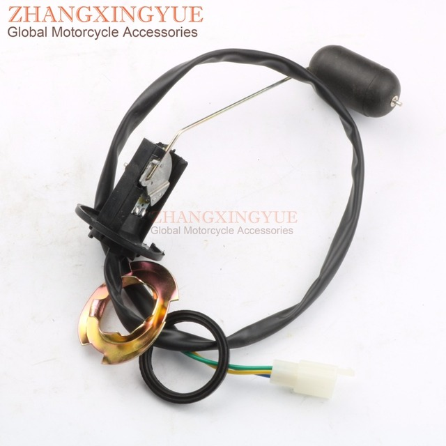 US $7 99 |Gas Fuel Tank Sensor Float Level for GY6 50cc Chinese Scooter  Moped ATV 139QMB-in Fuel Filter from Automobiles & Motorcycles on
