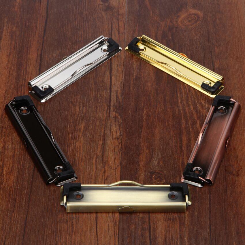 DIY Menu Journal 10mm/12mm Metal Board Clip. Writting Board Clips Accessories