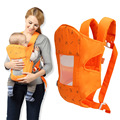 Baby Suspenders Breathable Net Fabric Backpack Ergonomic Front Carrier Infant Comfortable double-shoulder Sling