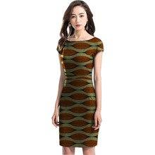 Fashion elegant african dress short sleeve beautiful design style women dashiki clothes ladies dresses african clothing
