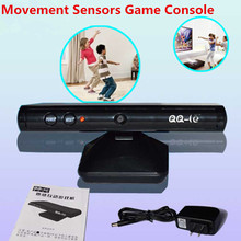 10pcs/lot Children's TV Movement Sensors Sensitive Sensor Somatosensory Game Machine game console virtual reality game console