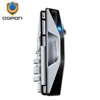 Six Fu Xiaoman Waist Security Door Smart Password Lock Security Door Fingerprint Lock