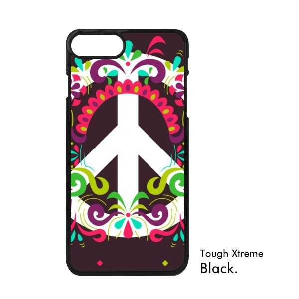 Love Peace Against war No Wars One World dove Street graffiti Symbol Phone Case for iPhone X 7/8 Plus Cases Phonecase Cover