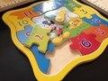 Детские развивающие игрушки головоломки часы случайных доставки высокое качество деревянная игрушка номер обучения детей подарок
