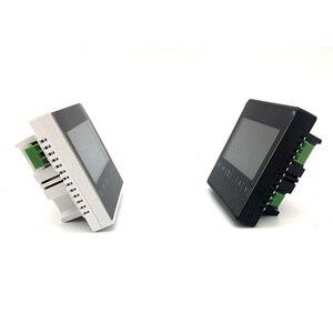 Image 5 - Контроллер температуры теплого пола с ЖК дисплеем, 85 ~ 240 В, 16 А, термостат для теплого пола