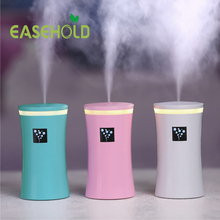 EASEHOLD 230ML Ultrasonic Humidifier USB Car Humidifier Mini Aroma Essential  Diffuser Aromatherapy Mist Maker Home Office