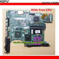 Laptop Motherboard 446476 001 Fit For HP Pavilion DV6000 DV6500 DV6600 DV6700 Notebook PC, with FREE CPU