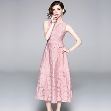 75378c5d55f55 Buy pink rose plus size dresses and get free shipping on AliExpress.com