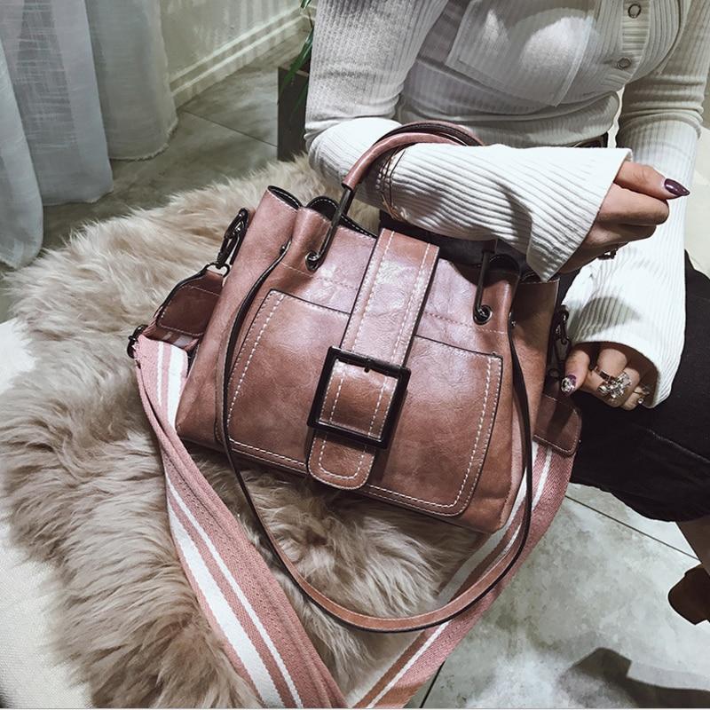 New European and American style vintage PU women handbag shoulder bag messenger bag 67