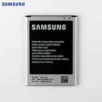 SAMSUNG Original Replacement Battery B500AE For Samsung GALAXY S4 Mini I9190 I9192 I9195 I9198 B500AE Authentic