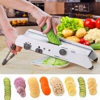 Manual Vegetable Cutter Mandoline Slicer Onion Potato Cutter Carrot Grater Julienne Fruit Vegetable Tools Kitchen Accessories