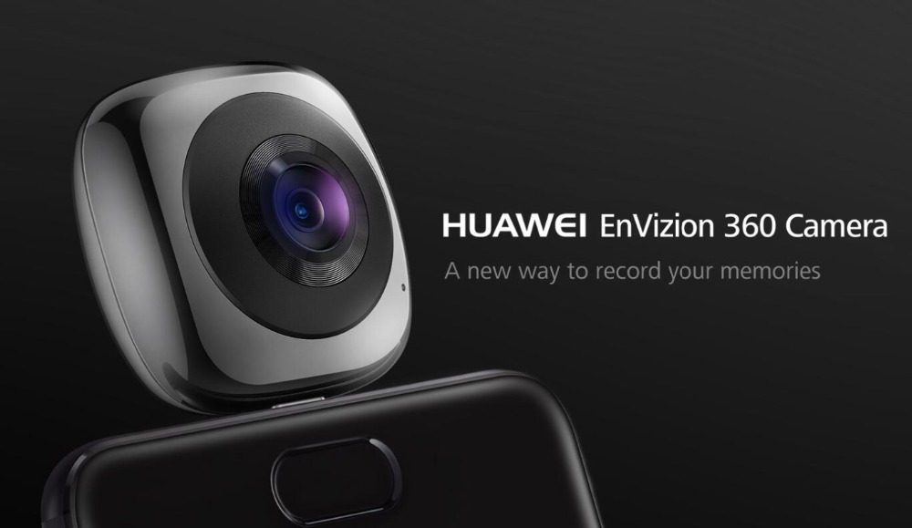 HUAWEI EnVizion 360 Camera Insta360 CV60 Android Panoramic Camera lens hd 3D live Sports Camera