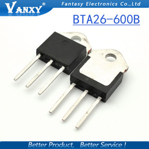 Image 4 - 5 piezas BTA26 600B TO 3P BTA26600B TO3P BTA26 600 nuevo y original IC