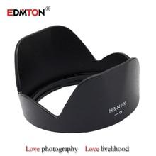 Camera Lens Hood HB-N106 55mm Bayonet petal Reversible Lens hood suit for nikon D3400 D3300 AF-P DX 18-55mm f/3.5-5.6G VR Lens