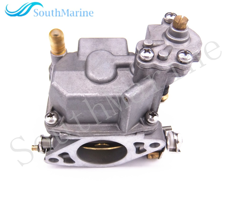 Boat Motor Carburetor Assy  66M-14301-12-00 for Yamaha 4-stroke 15hp F15 Electric Start Outboard Engine, free ShippingBoat Motor Carburetor Assy  66M-14301-12-00 for Yamaha 4-stroke 15hp F15 Electric Start Outboard Engine, free Shipping