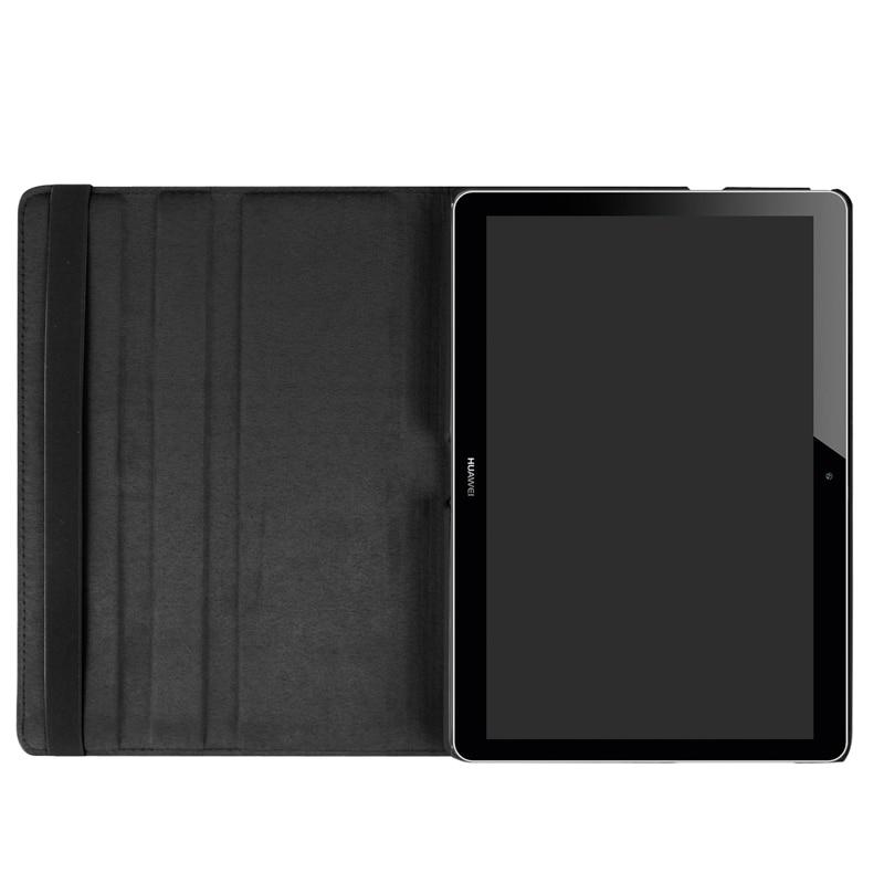 Чехол для Huawei MediaPad T5 10 T3 9,6 M5 Lite 10,1 8,0 360, вращающийся чехол-подставка для Huawei MatePad Pro 10,8 10,4 T8, чехол-5