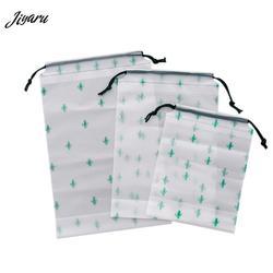 2019 модная резинка Сумка-тоут для путешествий прозрачные косметички упаковка объемный Органайзер дорожные сумки составляют организатор