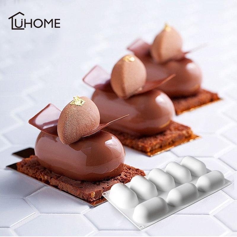 Sonstige Humor Herz Silikonform Mousse Cake Kuchenform Schokoladenform Puddingform Backform