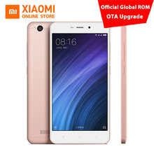 Xiaomi Redmi 4A Mobile Phone Snapdragon 425 Quad Core CPU 2GB RAM 16GB ROM 5.0 Inch 13.0MP camera 3120mAh Battery
