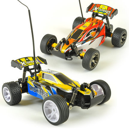 Winyea – Nitro Electric Remote Control High-Speed Drift Radio-Controlled Cars