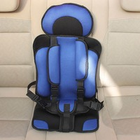 Baby Safety Seat Safe Seat Updated Version Simple Portable Infant Children Seat Thickening Sponge Children S