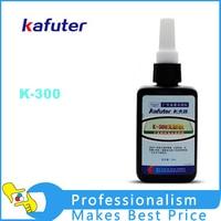2014 NEW Kafuter K 300 UV Glue Uv Curing Adhesive K 300 Crystal Bonding Glue 50g
